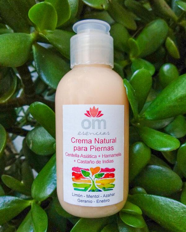 Crema Natural para Piernas 1